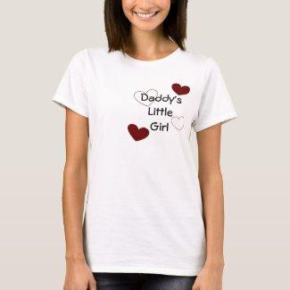 Daddy's Little Girl Tank shirt