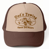 DAD'S TOWING SERVICE HAT