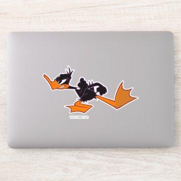 Daffy Ready to Fight Sticker