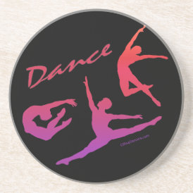 Dance Coaster (customizable)