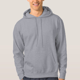 Dance Grey Hoodie (customizable)