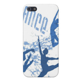 Dance iPhone 4 Case