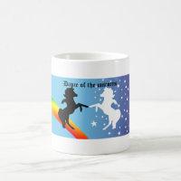 Dance of the unicorns, Dance of the unicorns Coffee Mug