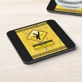 Dance Zone Ahead-Watch for Dancers Busting Moves! Coaster