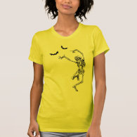Dancing Skeleton T-shirt