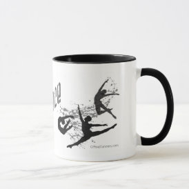 Danseurs Mug (customizable)