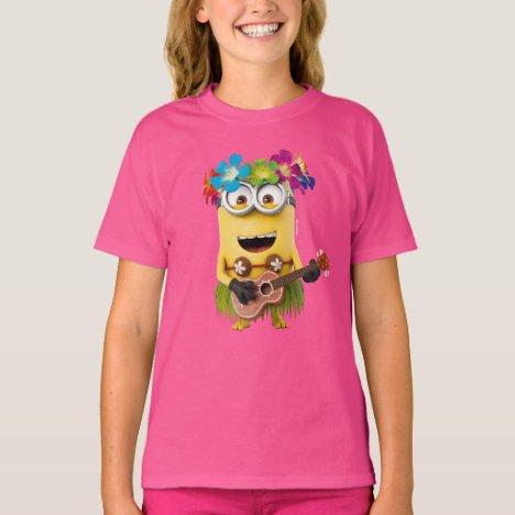 Despicable Me | Minion Aloha T-Shirt