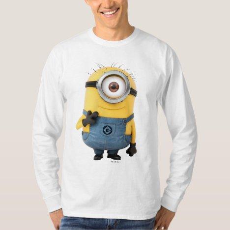 Despicable Me | Minion Carl T-Shirt