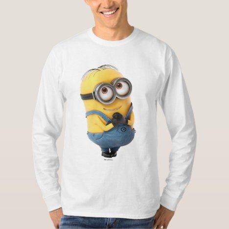 Despicable Me | Minion Dave Happy T-Shirt
