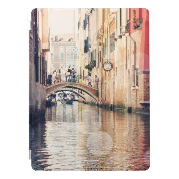 Destinations | Venice Gondolas Photograph iPad Pro Cover