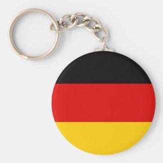 Deutschland Flagge Schlüsselband