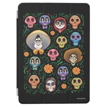 Disney Pixar Coco | Land of the Dead - Sugar Skull iPad Air Cover