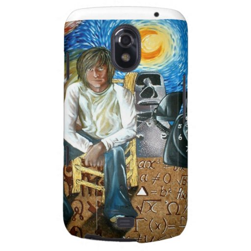 Do You Get It? Design Galaxy Nexus Cover