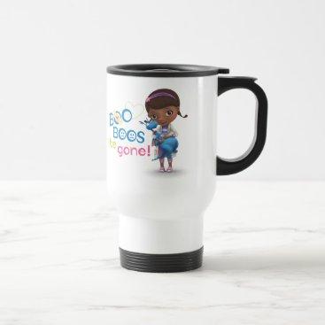 Doc McStuffins and Stuffy - Boo Boos Be Gone 2 Travel Mug
