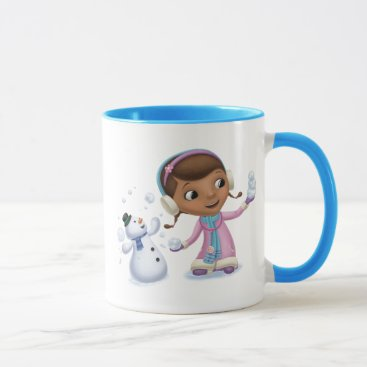 Doc McStuffins | Doc And Chilly Playing In  Snow Mug