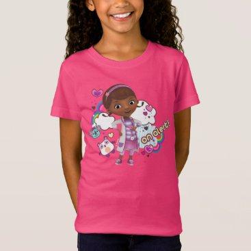 Doc McStuffins   On Alert T-Shirt
