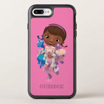 Doc McStuffins | Sharing the Care OtterBox Symmetry iPhone 8 Plus/7 Plus Case