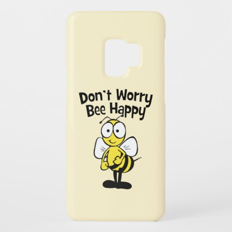 Don't Worry Be Happy Bee | Bumble Bee Case-Mate Samsung Galaxy S9 Case