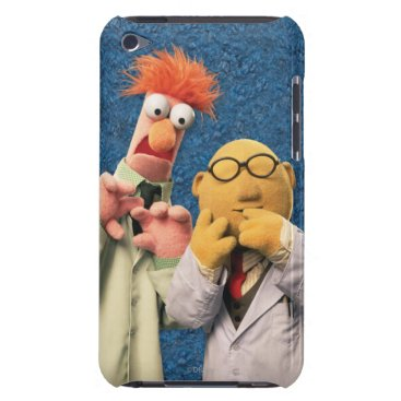 Dr. Bunsen Honeydew and Beaker Barely There iPod Cover