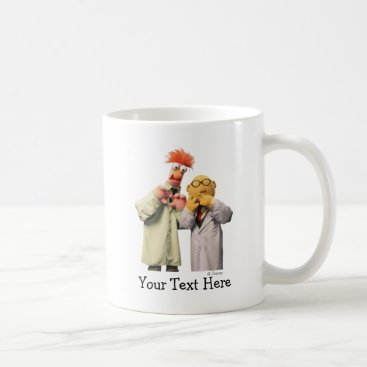 Dr. Bunsen Honeydew and Beaker Coffee Mug