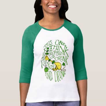 Dr. Seuss | Yink - St. Patrick's Day T-Shirt