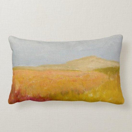 Dream of Better Times Lumbar Pillow