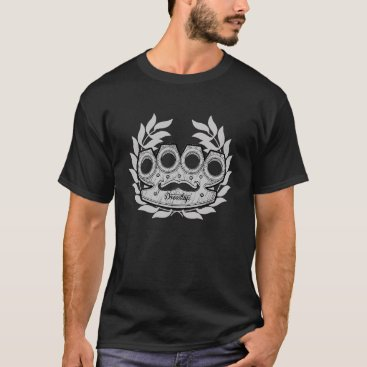 Dressitup Knuckle Design T-Shirt