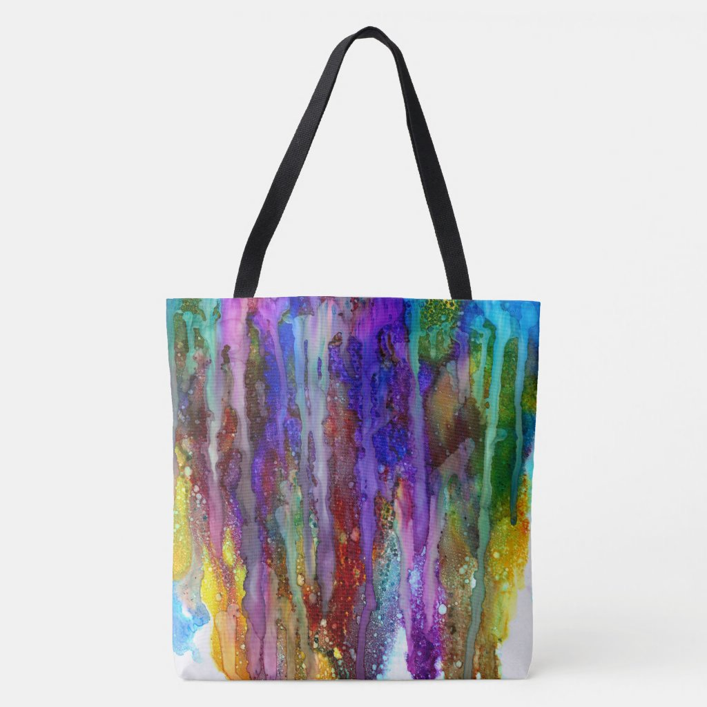 Drips Tote Bag