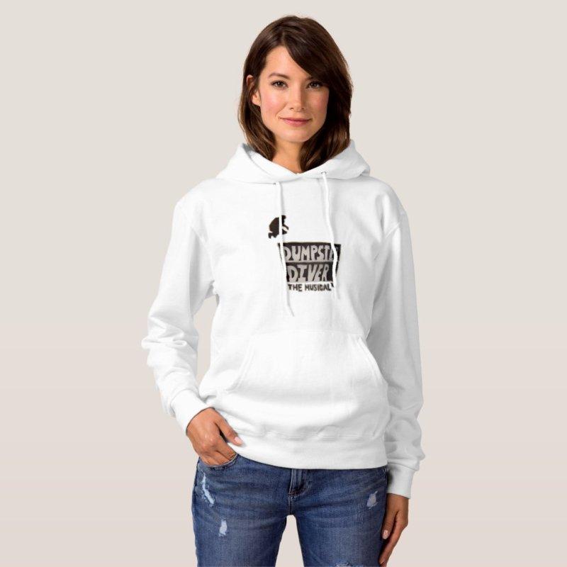 Dumpster Diver the musical™ T-shirt for men