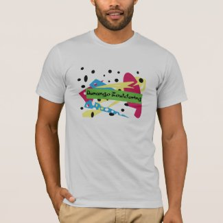 Durango Bouldering 80's T-Shirt shirt