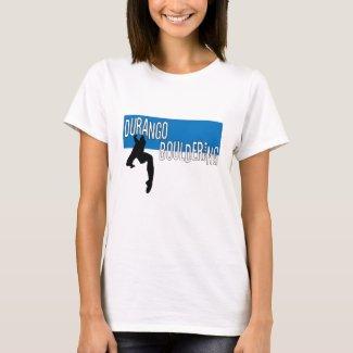 Durango Bouldering T-shirt Women's shirt