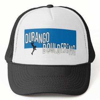 Durango Bouldering Trucker Hat hat