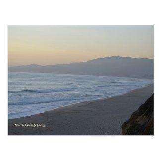 Dusky Beach Postcards