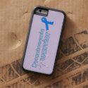 Dysautonomia Warrior on Lilac Tough Xtreme iPhone 6 Case