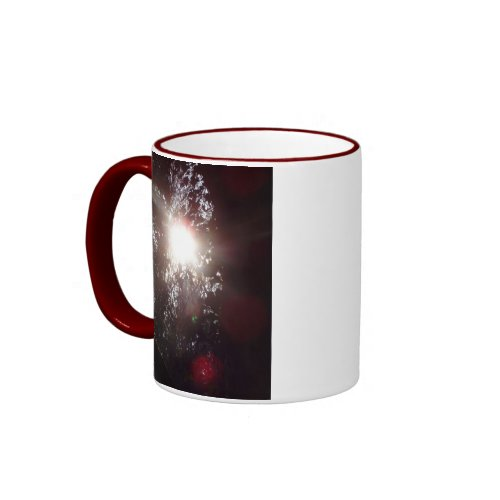 Early Morning Sun Rays #18 mug
