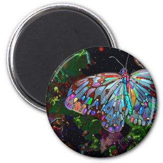 Earth Creatures, magnet