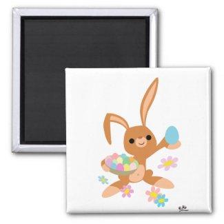 Easter Bunny magnet magnet