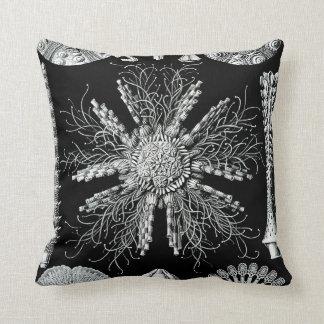 Marais English Garden Blue 18 Inch Square Throw Pillow
