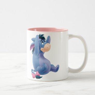Eeyore 5 Two-Tone coffee mug