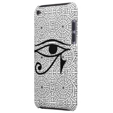 Egyptian Eye & Pattern Case-Mate iPod Touch