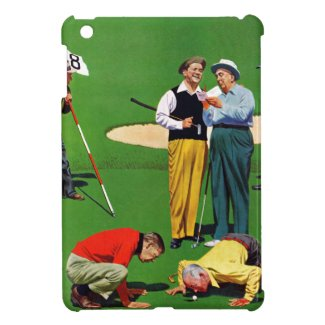 Eighteenth Hole Cover For The iPad Mini