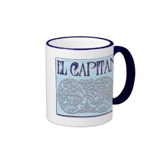 """El Capitan"" Coffee Mugs"