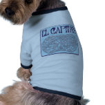 """El Capitan"" pet clothing"