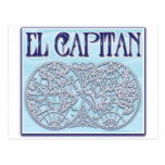 """El Capitan"" postcards"