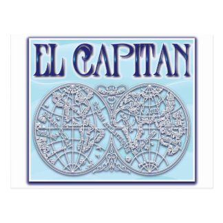 """El Capitan"" Post Cards"