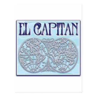 """""""El Capitan"""" Postcard"""