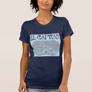 """El Capitan"" T-shirt"