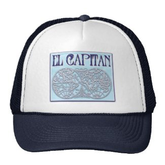 """El Capitan"" Trucker Hat"