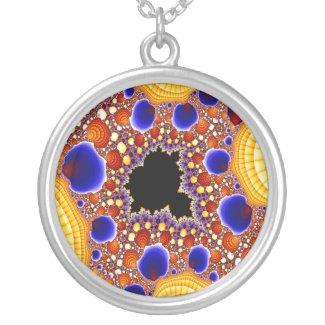 El Mandelbrot - Fractal Necklace necklace