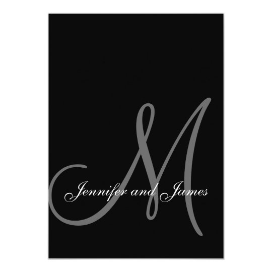 Full Size Of Designs Black And White Wedding Invitations With Bling